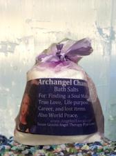 Archangel Chamuel Clearing and Bath Salt