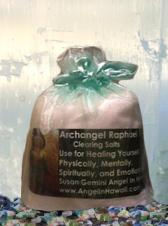 Archangel Raphael Clearing and Bath Salt