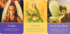 Angel Card Ariel
