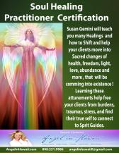 Soul Healing Practitioner Certification