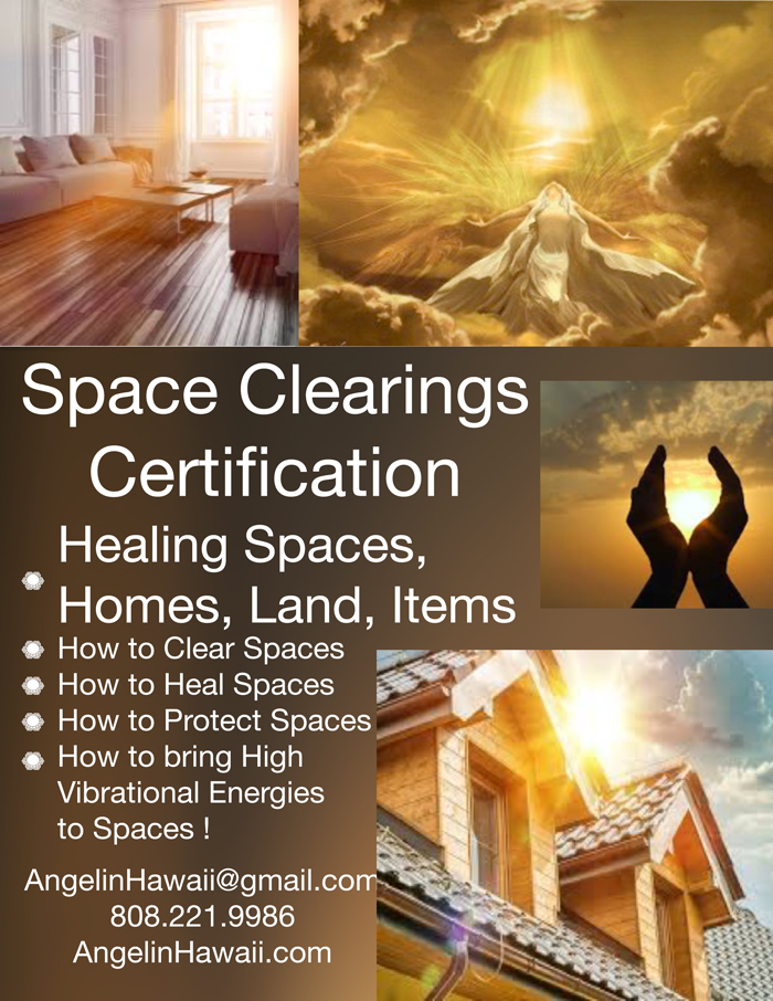 Space-healing-certification
