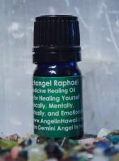 Archangel Raphael Medicinal Healing Essential Oil