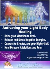 Light Body Healing Private