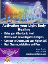 Activating Light Body Healing
