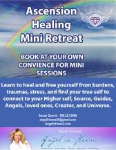 Ascension Healing Workshop
